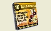 The 7 Essential Steps to Straw Bale Success Ecourse
