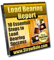 The Essentials of Load Bearing Straw Bale Building Report by straw bale expert Andrew Morrison