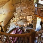 "Stunning straw bale home by Prairie Wind Architecture, p.c., Jeff Shelden, Architect.  Click <a href=""/othersites/prairiewind/"" target=""_blank"">here</a> for more information.  Photo credit Lois Shelden."