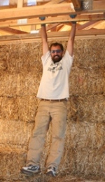 straw bale workshops