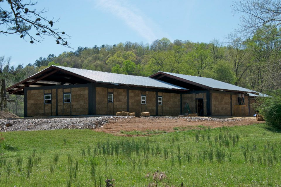 Ferncliff Straw Bale Center