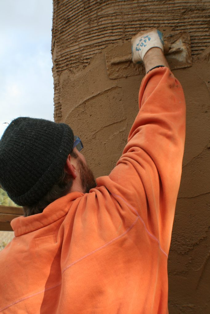 An Overview of Clay, Lime and Cement Based Plasters