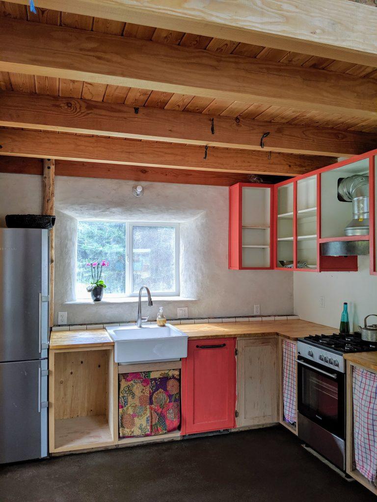 Applegate Cottage Kitchen