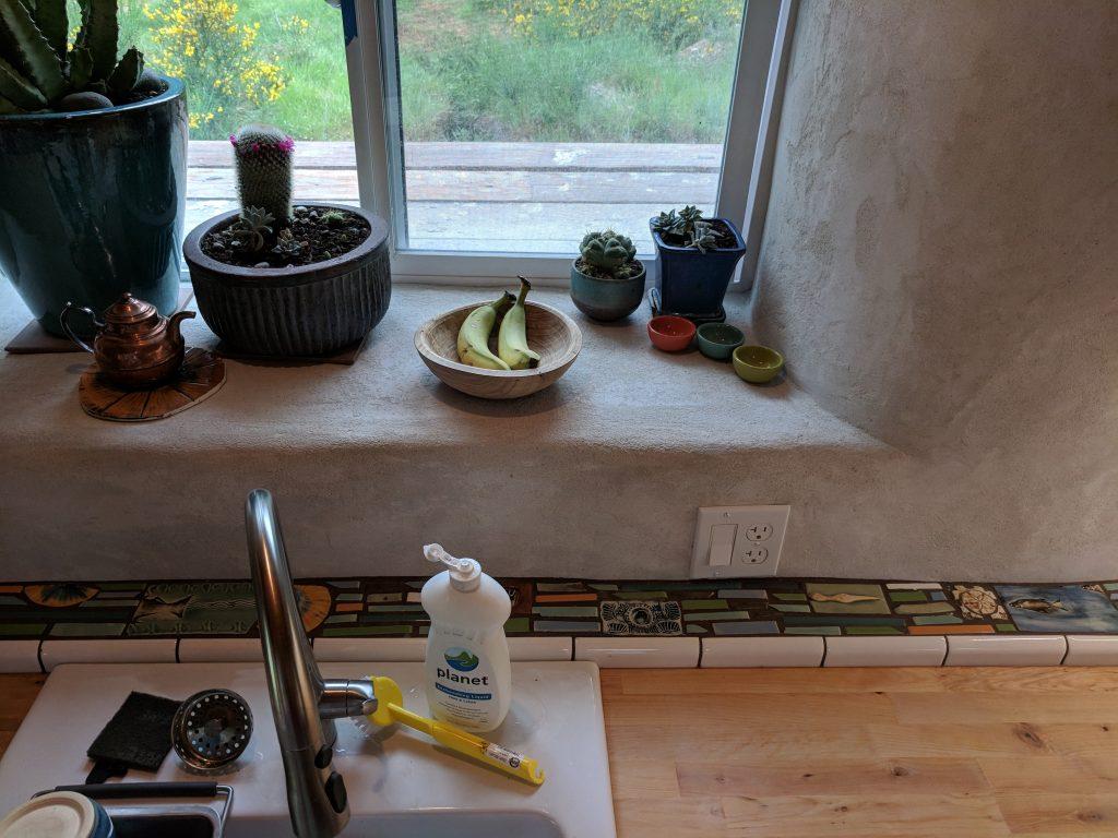 Applegate Cottage Kitchen Splash Detail