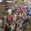 Arkansas straw bale workshop Group Photo