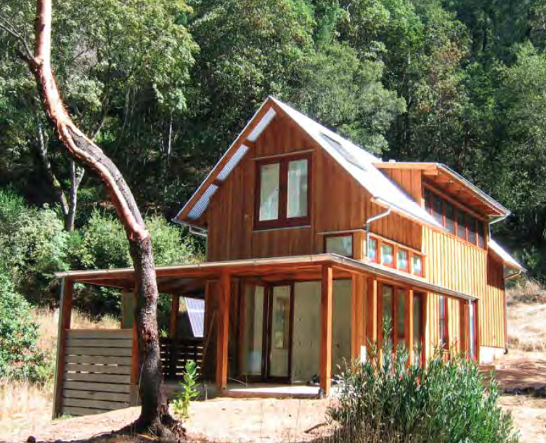 How much does it cost to build a straw bale house - House with a view ...