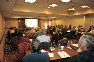 straw bale design seminar