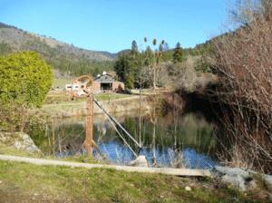 Land Pond
