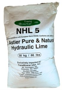 NHL5-3 Natural Hydraulic Lime