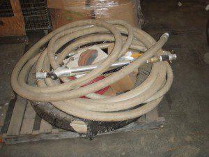 plaster hoses
