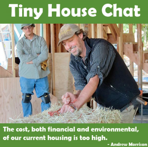 tiny house chat graphic