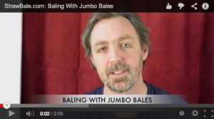 Straw Bale Minute Video Series
