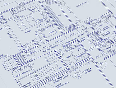Contracting part ii reading your jobsite construction plans for How to read construction blueprints