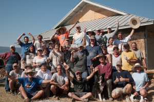 La Grande Workshop Group Photo