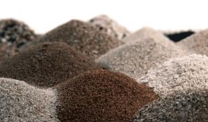 sand for plaster
