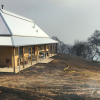 Redwood Valley Straw Bale house wildfire