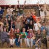 straw bale workshop in West Virginia