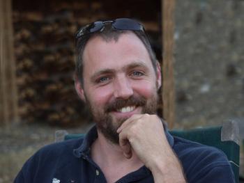 Andrew Morrison head shot