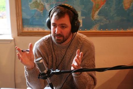 Andrew Morrison podcast