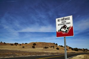 Prepare for Wildland Fires with defensible space
