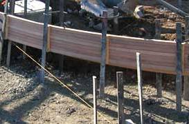 Saving Concrete Stakes From Your Foundation Pour