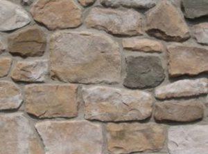 faux rock veneer