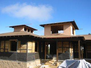 straw bale house retrofit