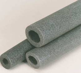 foam protectors for concrete stakes