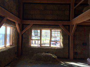 straw bale workshops