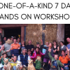 7-day hands on workshop group photo