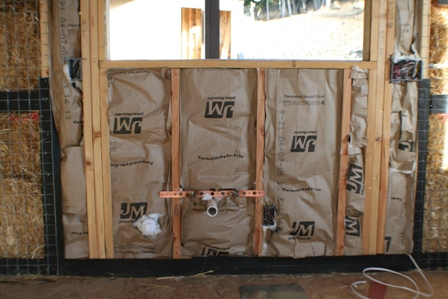 Protecting Your Straw Bale Home From Weather Strawbale Com